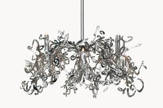 Icy Lady Hanging lamp round  by  Brand van Egmond