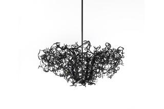 Icy Lady Hanging lamp upside down  by  Brand van Egmond