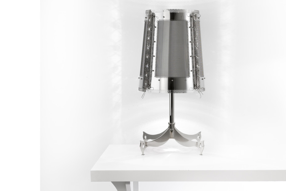 Lola Table Lamp Cross