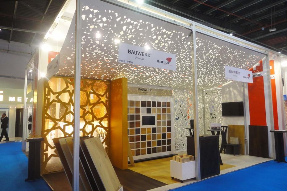 Formboard, Big 5 Show, Dubai