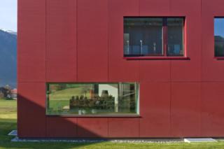 Formboard Fassade, Einfamilienhaus  von  BRUAG