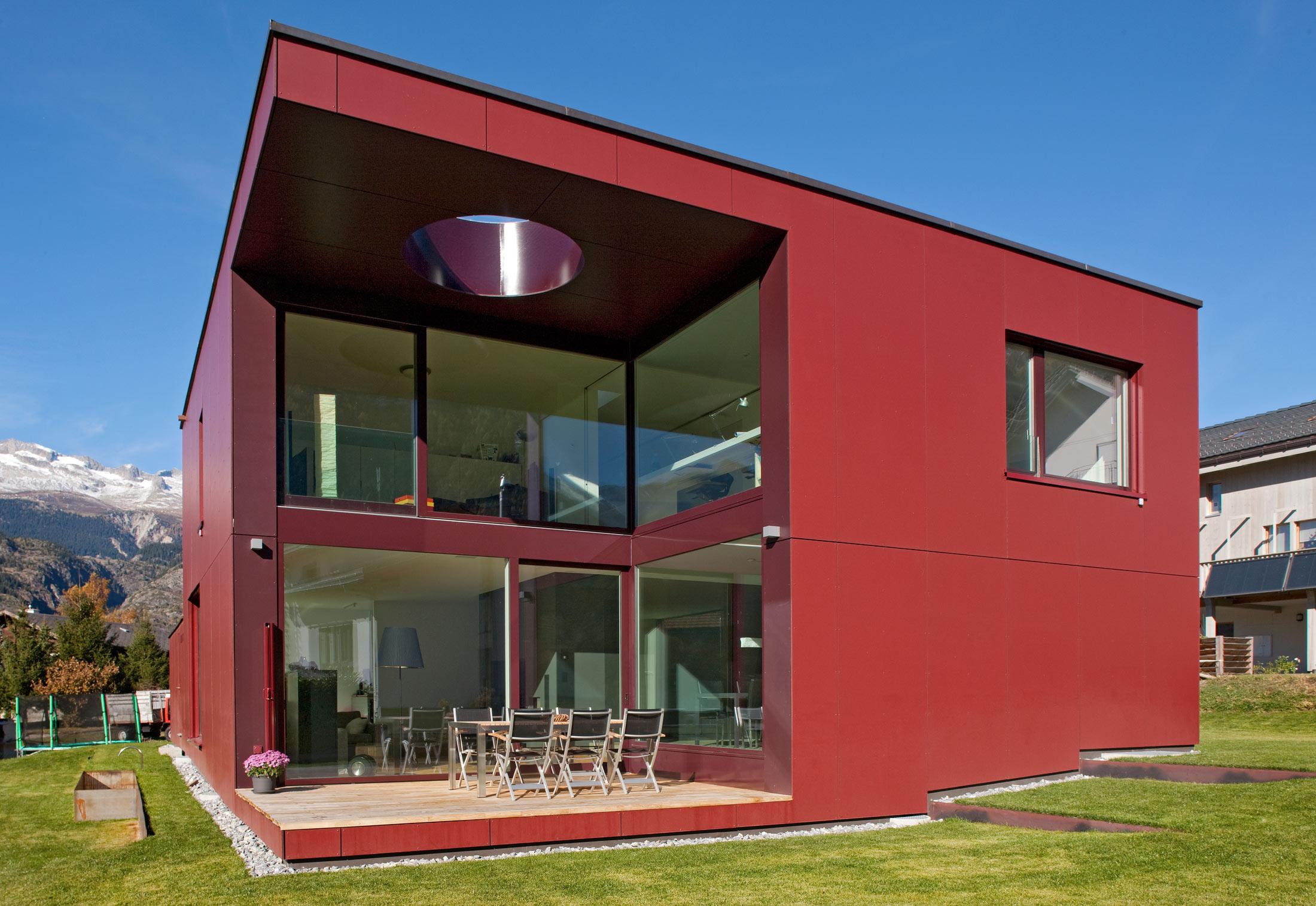 Formboard Fassade Einfamilienhaus Von Bruag Stylepark