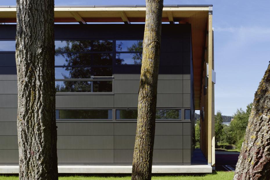 Formboard Fassade, Haus der Schüler