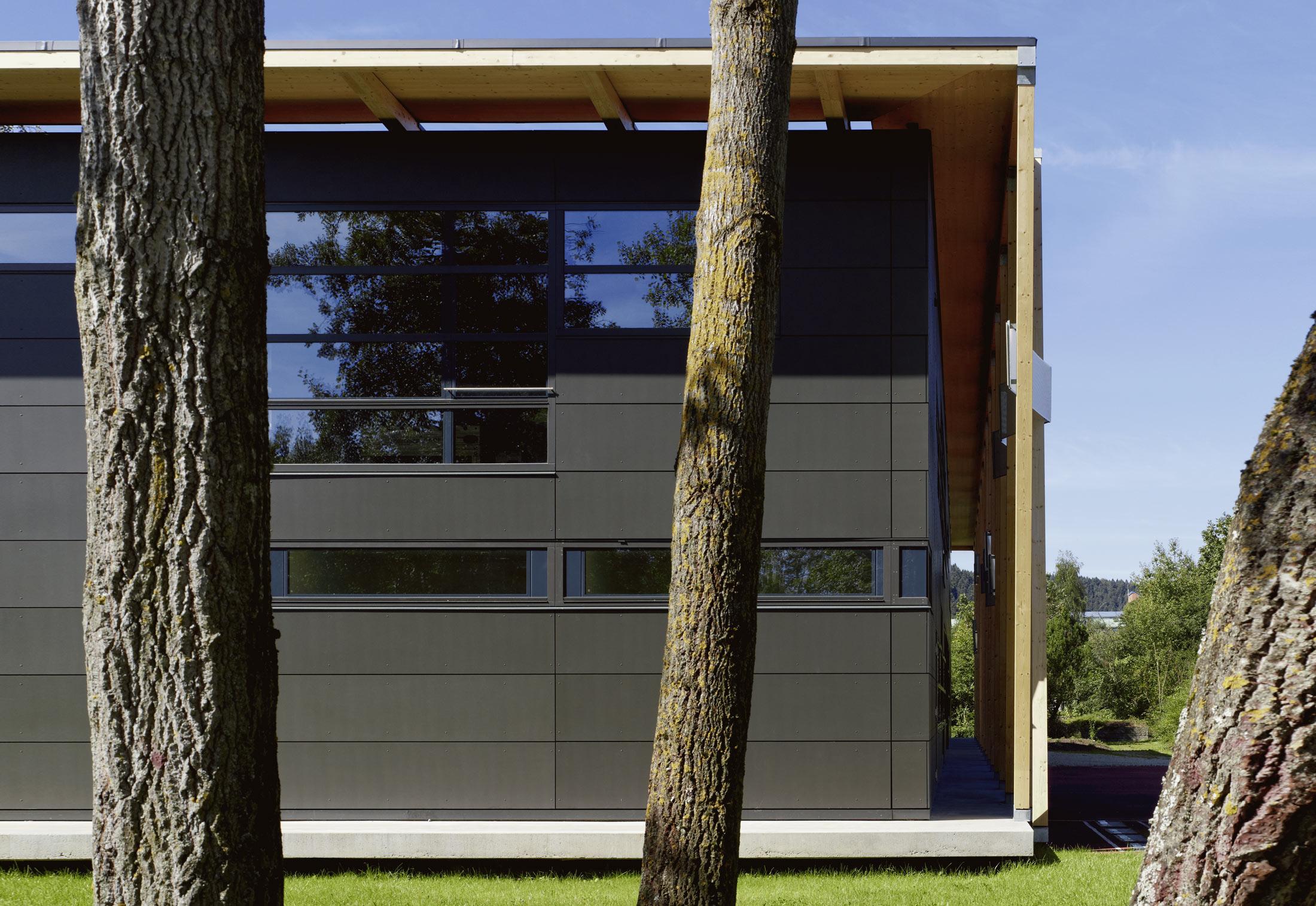 Beeindruckend Fassade Haus Beste Wahl Formboard Fassade, Der Schüler