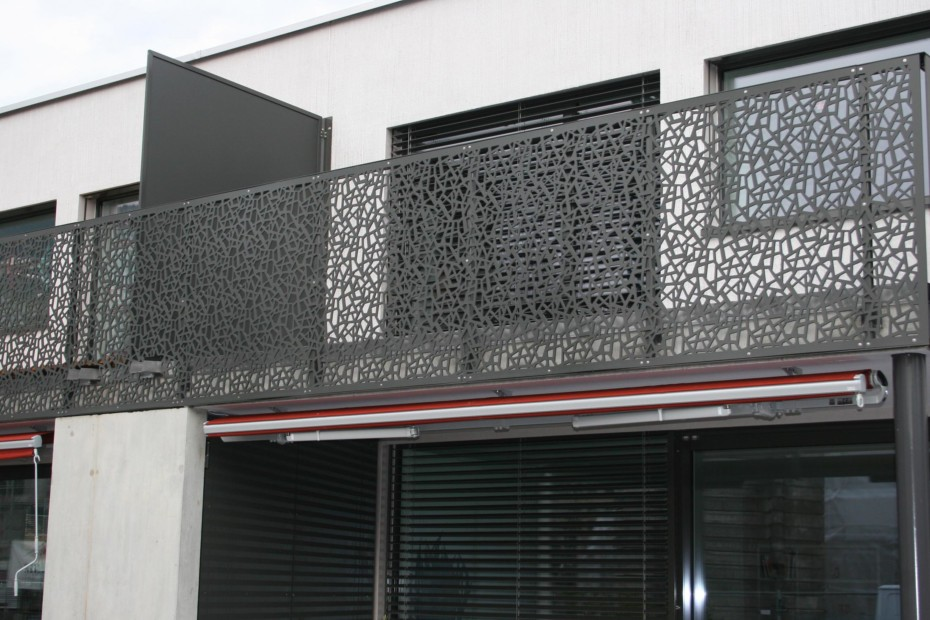 Formboard Perforation, Einfamilienhaus