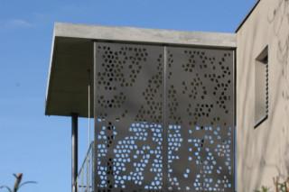 Formboard Perforation, Einfamilienhaus Wagner  von  BRUAG