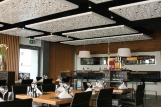 Formboard, Restaurant Marina  by  BRUAG
