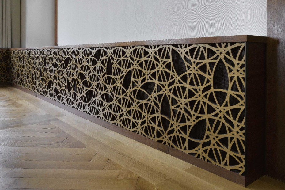 Perforation, Stadthaus Zürich