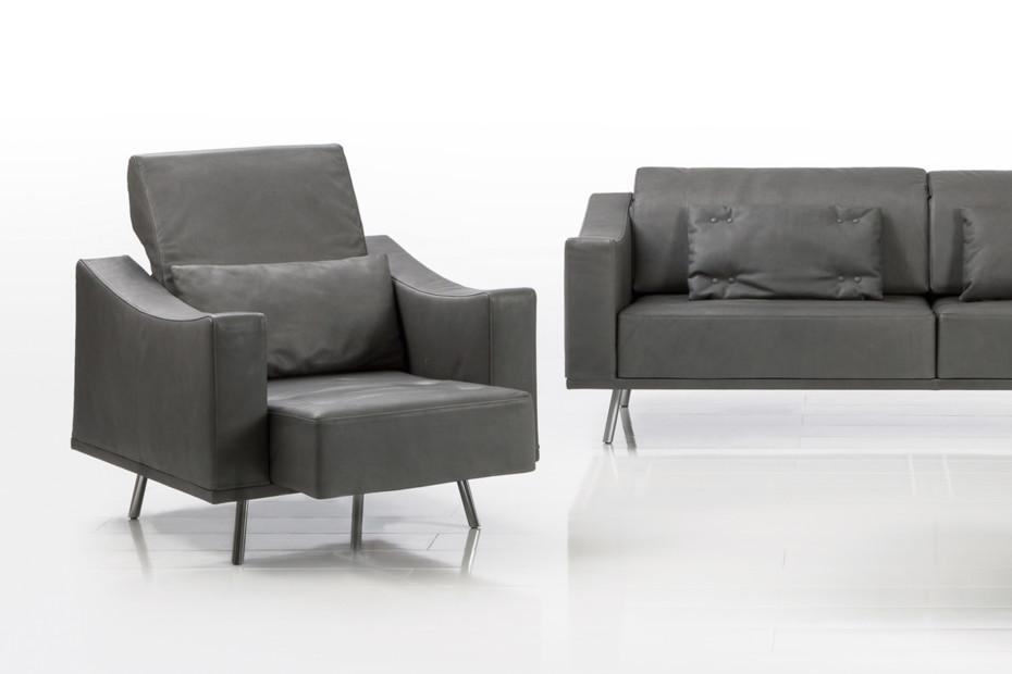 Deep Space armchair