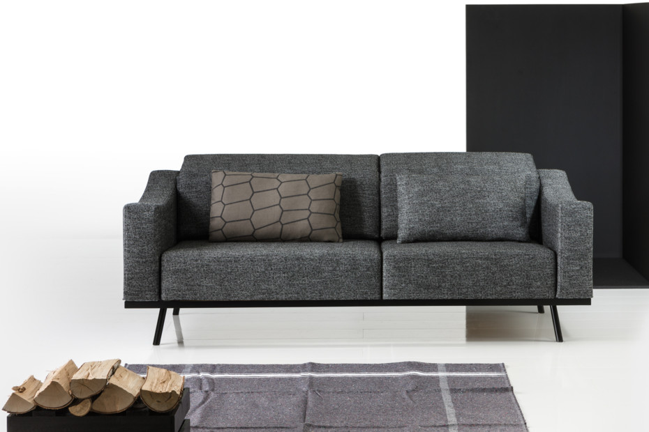deep space sofa 2 5 seater by br hl stylepark. Black Bedroom Furniture Sets. Home Design Ideas