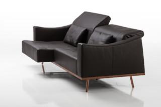 Deep Space Sofa 3-Sitzer  von  Brühl