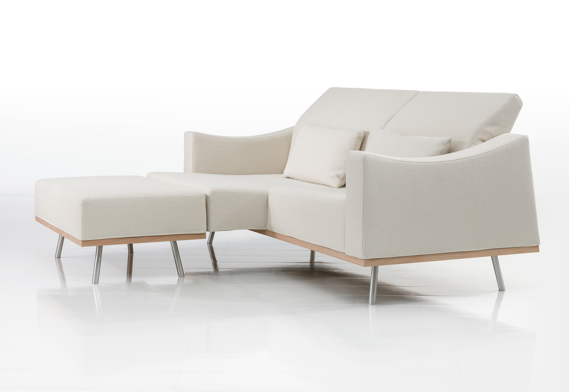 deep space sofa 3 sitzer von br hl stylepark. Black Bedroom Furniture Sets. Home Design Ideas
