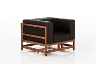Easy Pieces armchair  by  Brühl