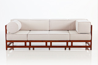 Easy Pieces Lodge sofa  by  Brühl