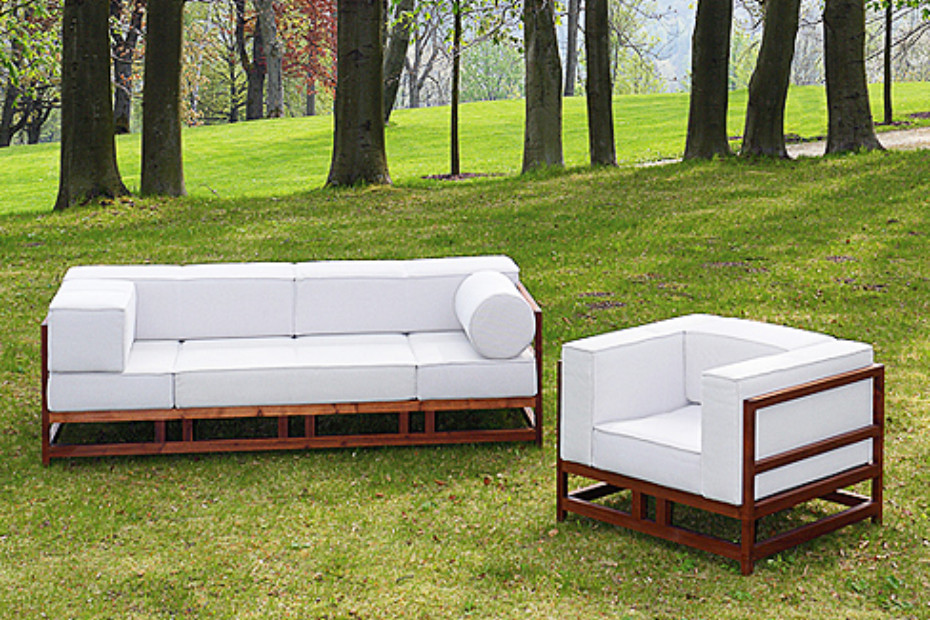 Easy Pieces Lodge sofa