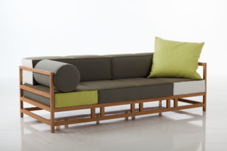 Easy Pieces sofa  by  Brühl