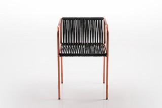 Les Copains chair low  by  Brühl