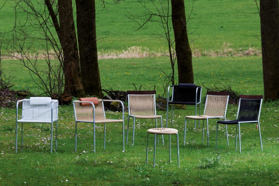 Les Copains Stuhl outdoor
