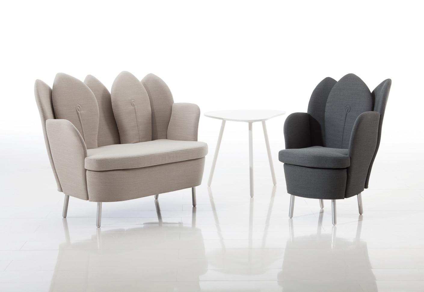 morning dew sofa by br hl stylepark. Black Bedroom Furniture Sets. Home Design Ideas