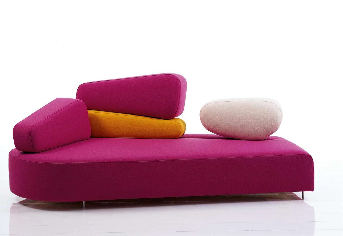 mosspink sofa by br hl stylepark. Black Bedroom Furniture Sets. Home Design Ideas