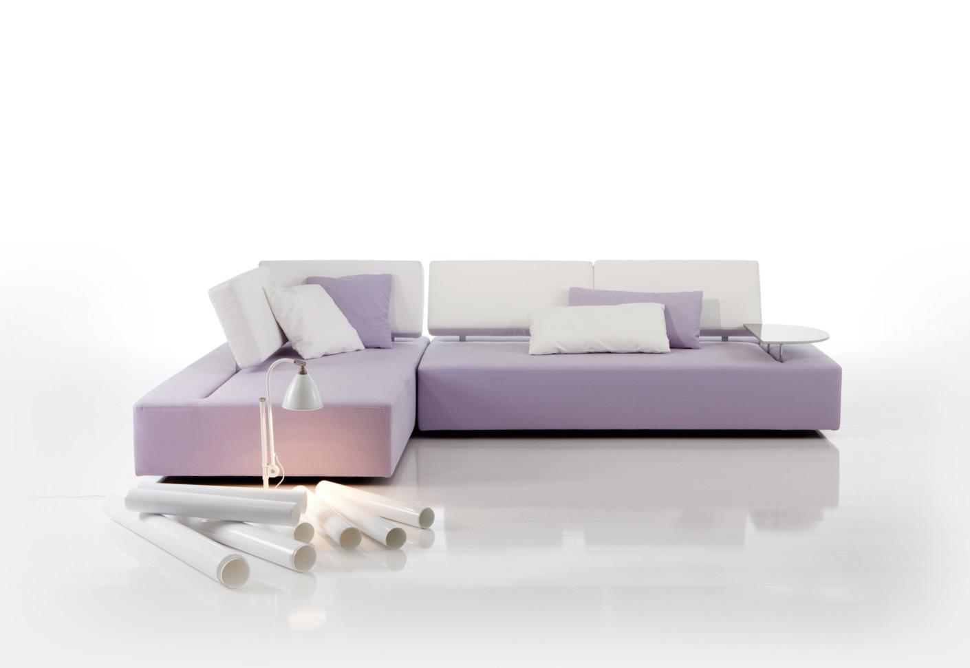 sunrise two corner sofa by br hl stylepark. Black Bedroom Furniture Sets. Home Design Ideas
