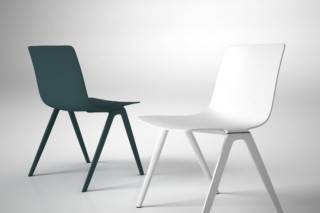 A-Chair 9708  by  Brunner