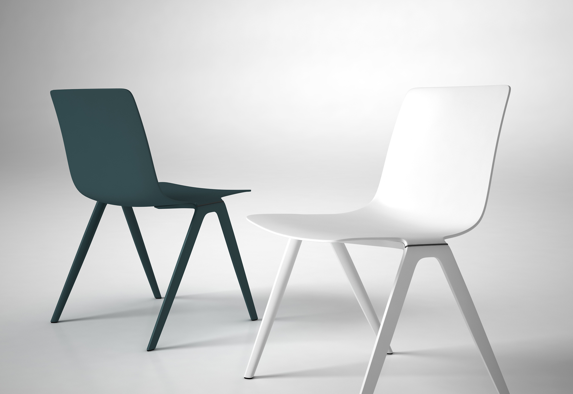 A Chair 9708 By Brunner Stylepark