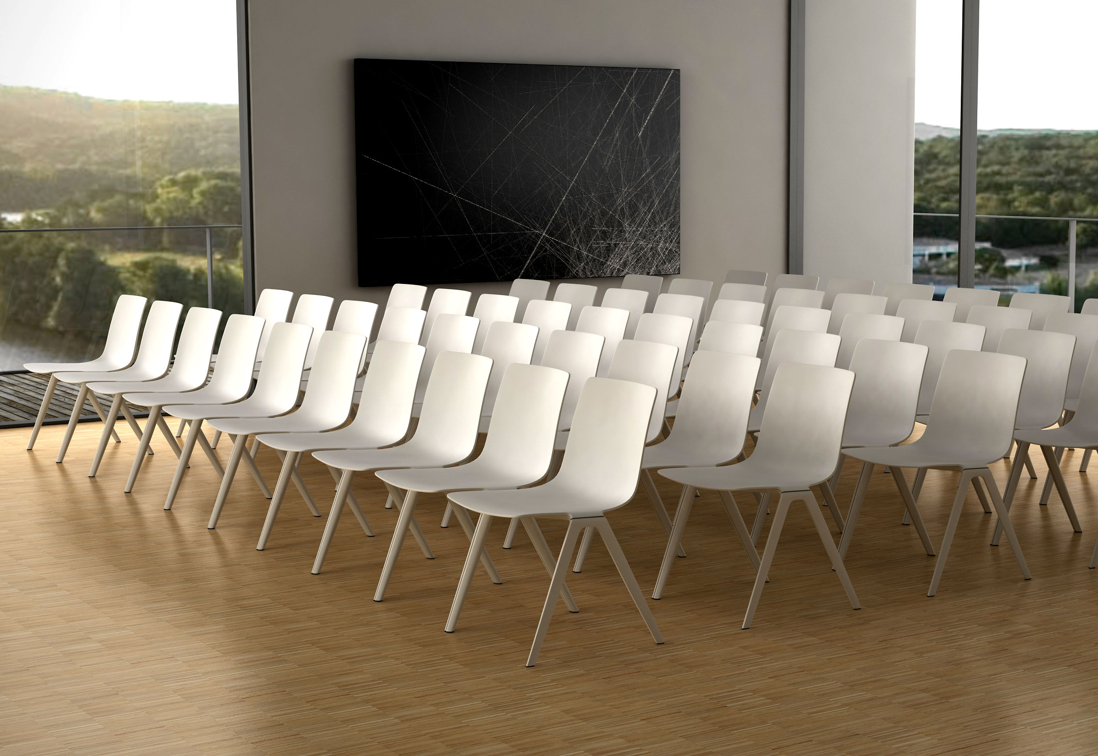 A-Chair 9708 by Brunner | STYLEPARK