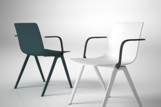 A-Chair 9708/A  by  Brunner