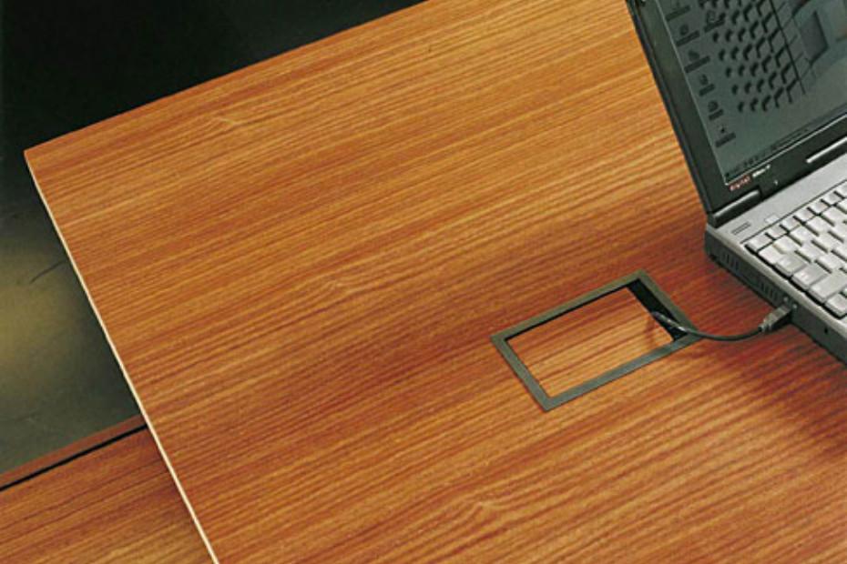 Normal Schreibtisch