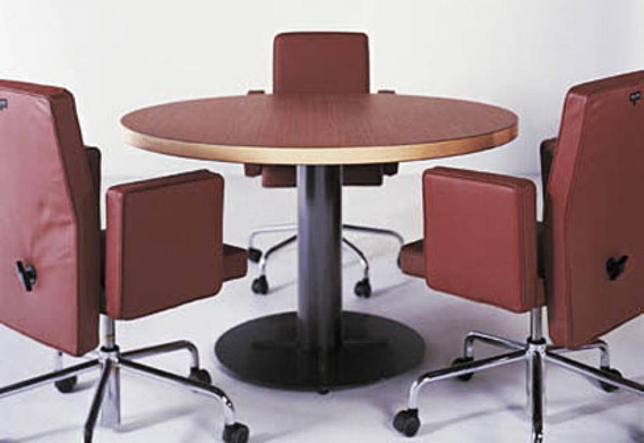 Normal Konferenztisch rund