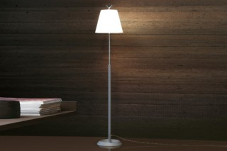 Battista 1712-GA standing lamp  by  Caimi Brevetti