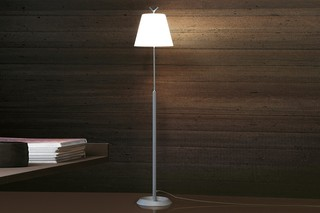 Battista 1712-GA standing lamp  by  Caimi Brevetti