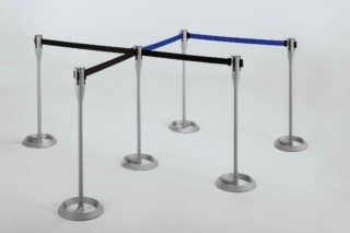Battista stanchions zip  by  Caimi Brevetti