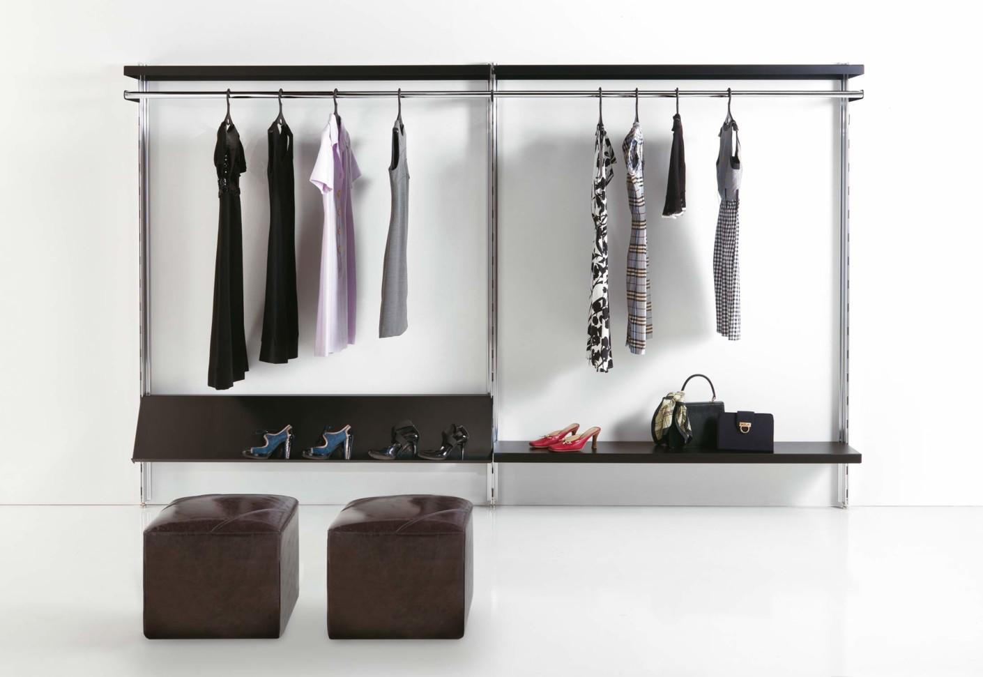 Big wardrobe by caimi brevetti stylepark for Garderobe exterior
