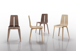 Platone chair  by  Caimi Brevetti