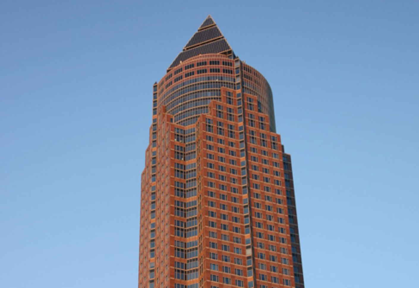 Natural Stone Napoleon Red Messeturm Frankfurt By
