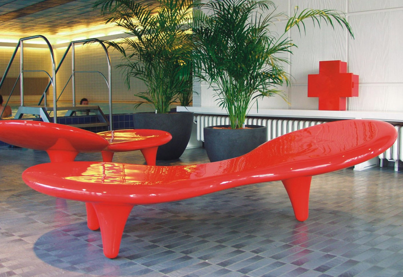 Orgone chaise longue by cappellini stylepark for Chaise longue manufacturers