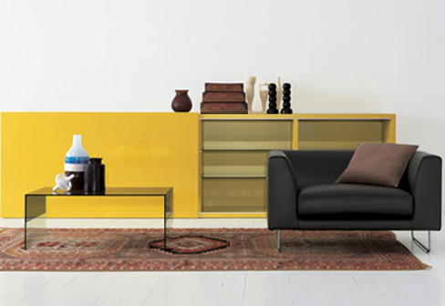 sistema uprights sideboard by cappellini stylepark. Black Bedroom Furniture Sets. Home Design Ideas