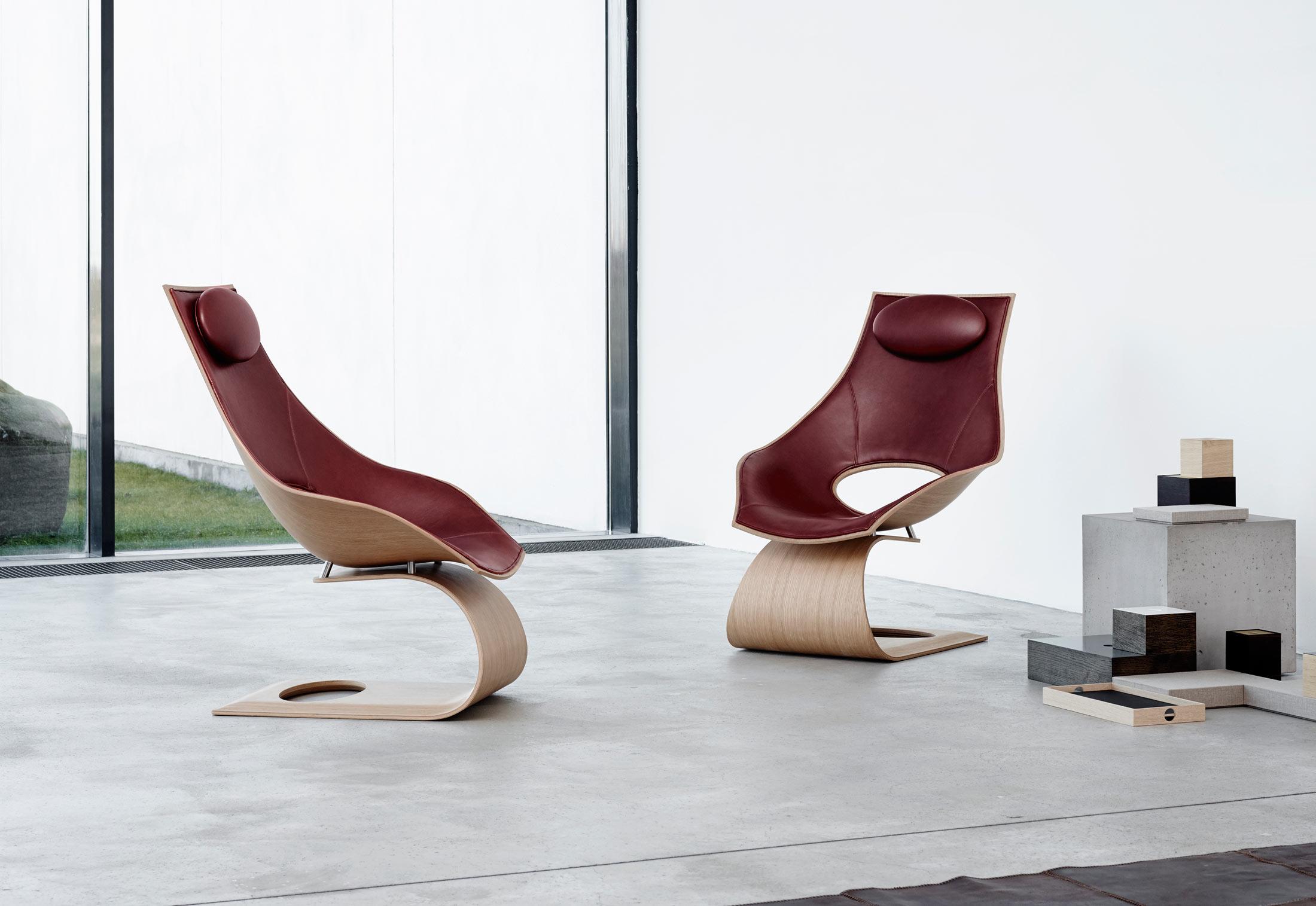 Dream Chair by Carl Hansen & S¸n