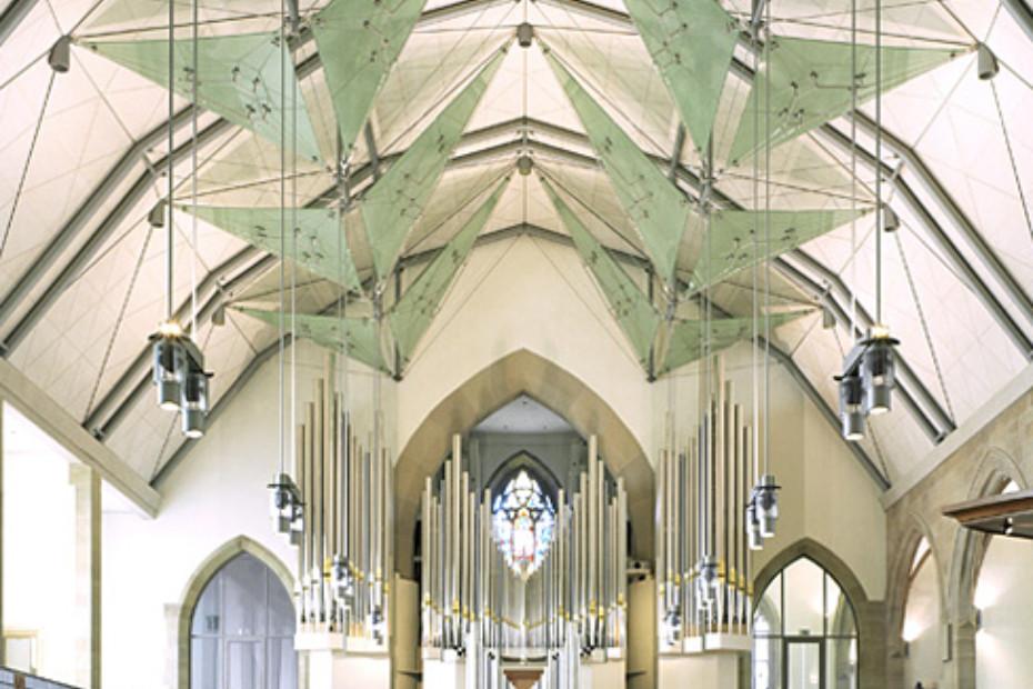 I-Sys, Collegiate Church of Stuttgart, Germany