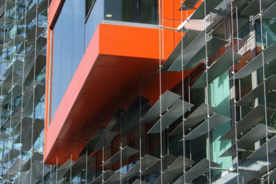 I-Sys, Richard Desmond Children's Eye Centre, London, UK
