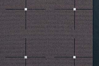 Lyn 13 Lava, Leder 132  von  Carpet Concept