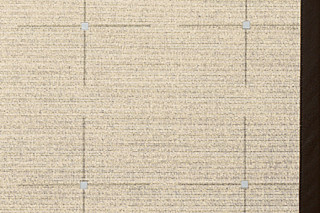 Lyn 13 Sandstone, Leder 244  by  Carpet Concept