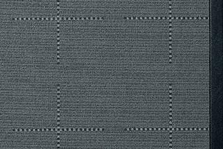 Lyn 7 Steel, Leder 132  by  Carpet Concept