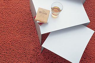 Nic Solitär  by  Carpet Concept