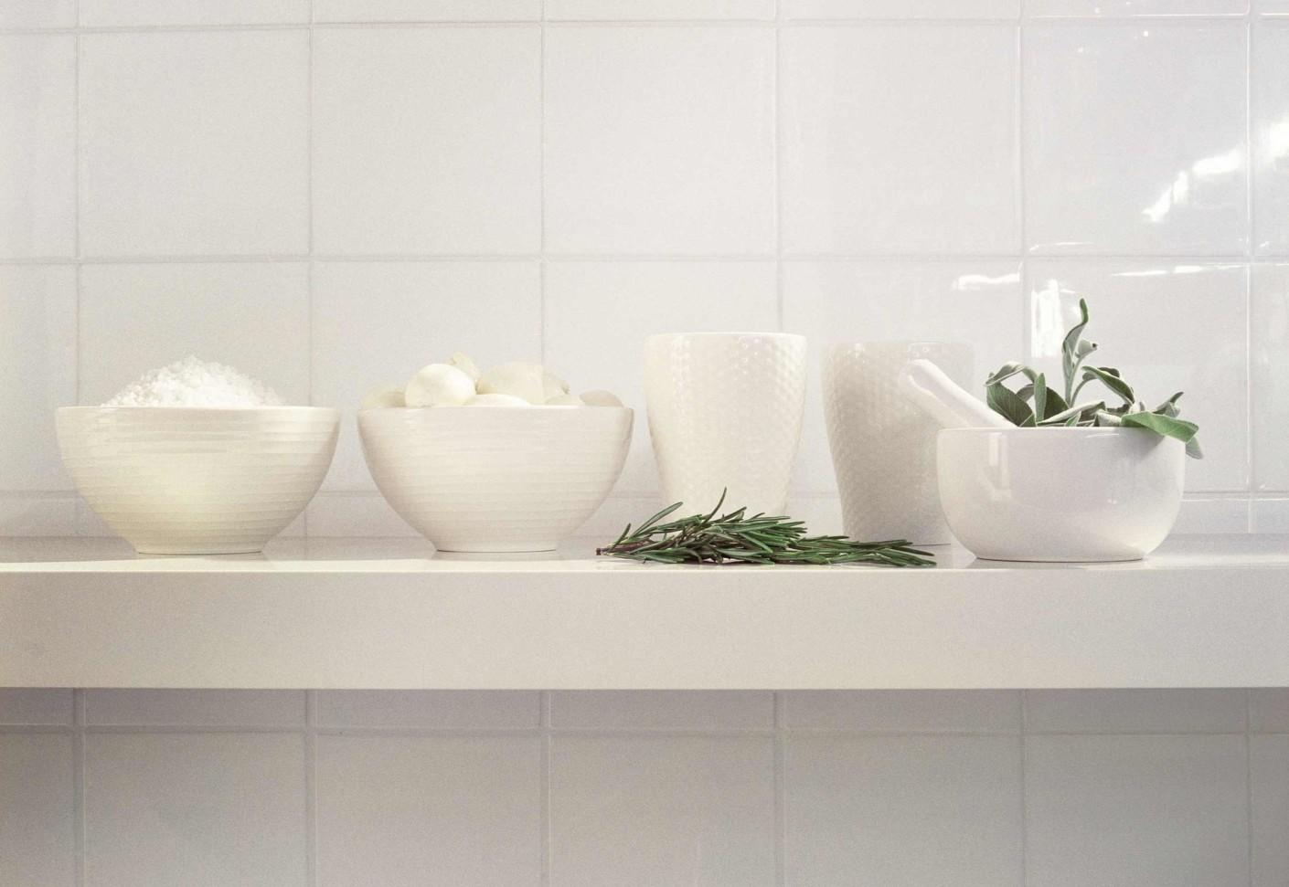 Casamood maiolica bianco by casa dolce casa stylepark - Casamood ceramiche ...