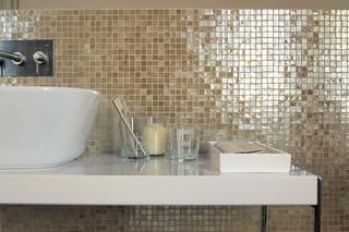 casamood vetro mosaico metalli  von  Casa dolce casa