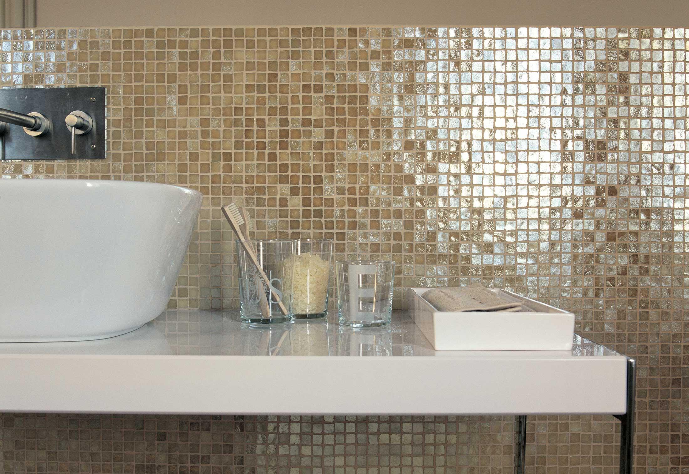casamood vetro mosaico metalli by casa dolce casa styleparkForVetro Casa Dolce Casa