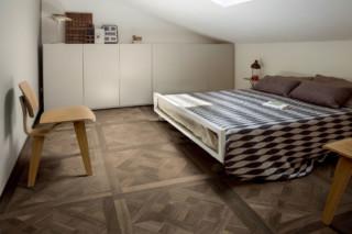 Wooden Tile walnuss  von  Casa dolce casa